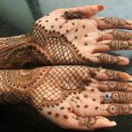 Henna Pengantin Simple Terbaru