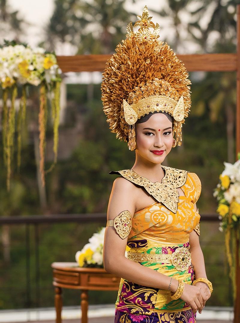 Make Up Pengantin Adat Bali