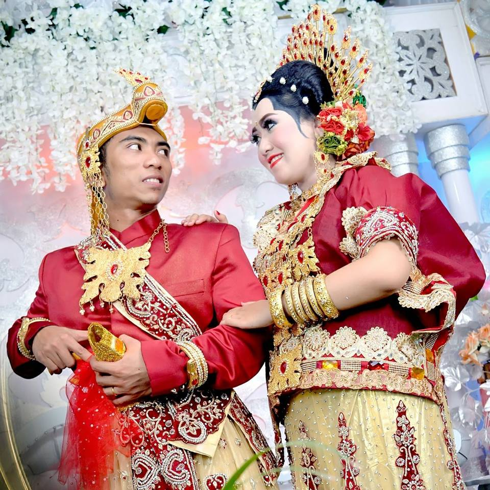 Make Up Pengantin Adat Bugis Tradisional