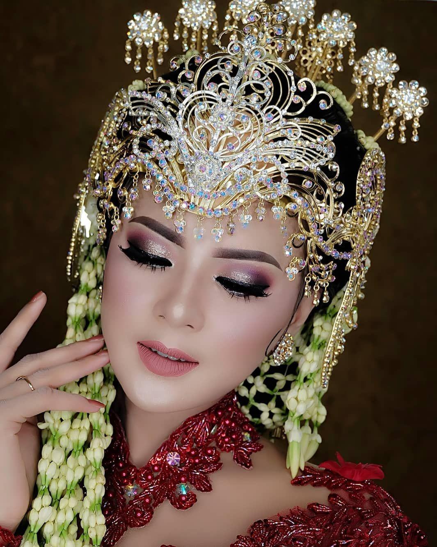 Make Up Pengantin Adat Jawa