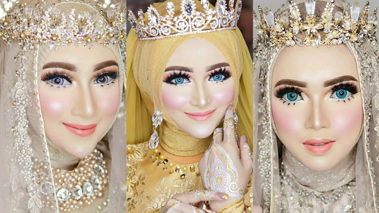 Make Up Pengantin Ala Barbie