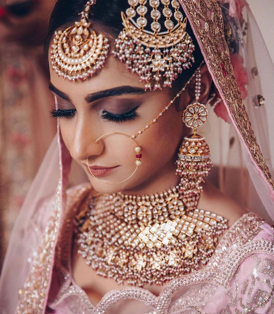 Make Up Pengantin Ala India