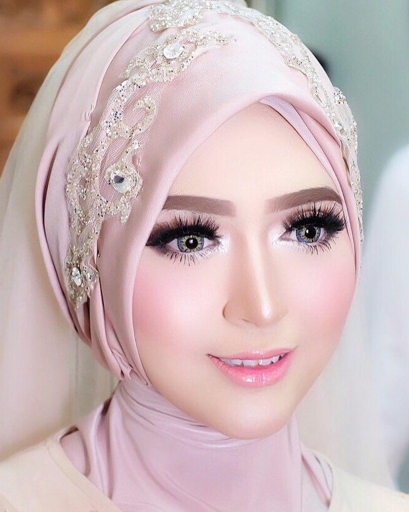 Make Up Pengantin Barbie Look