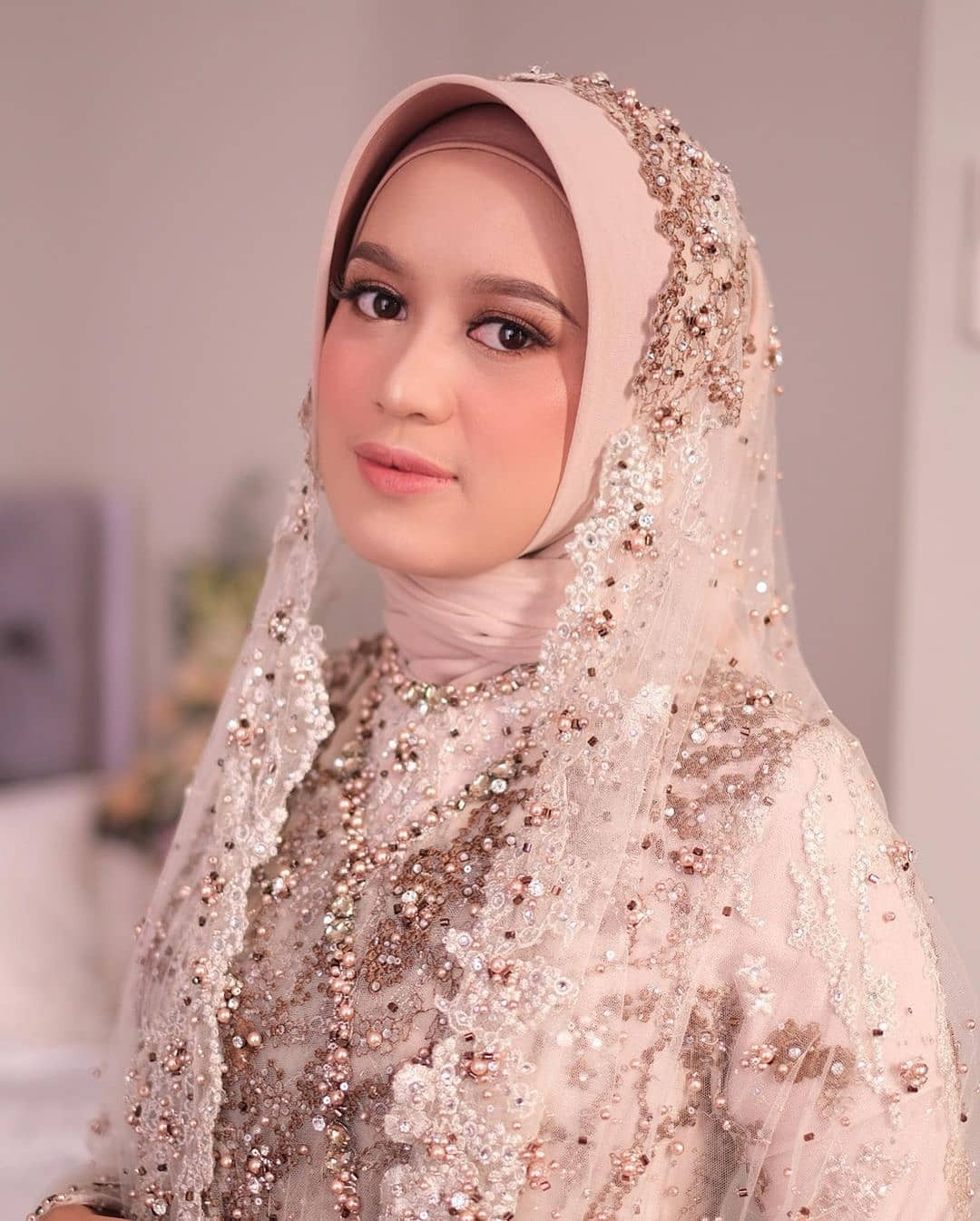 Make Up Pengantin Natural Berhijab