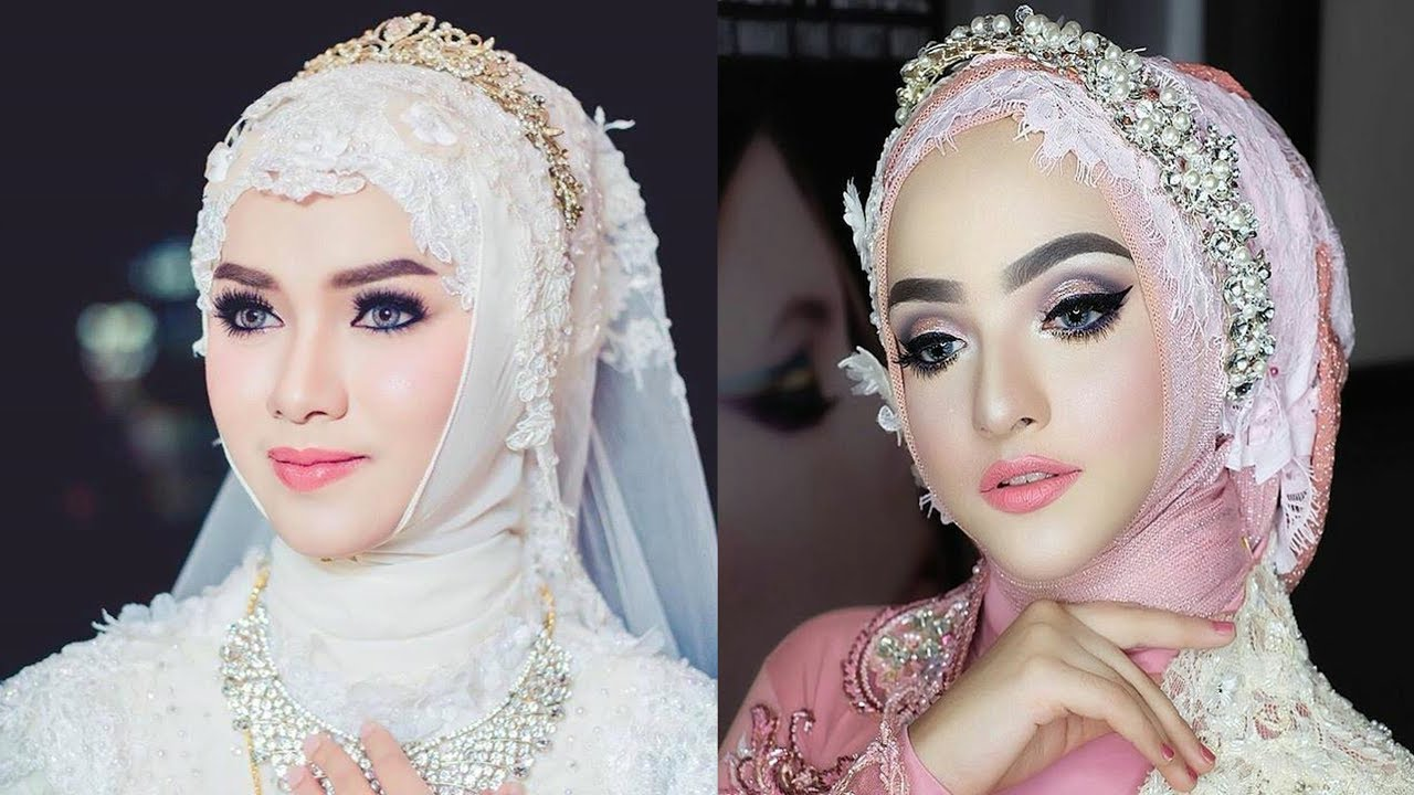Make Up Pengantin Natural Hijab