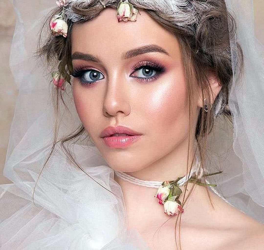 Make up pengantin barbie cantik