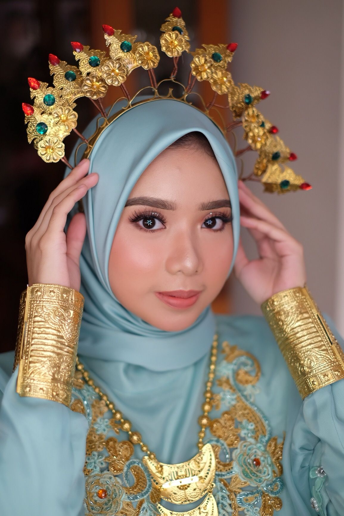 Make up pengantin bugis