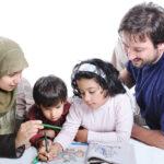 Mengangkat rumah tangga bernuansa islami