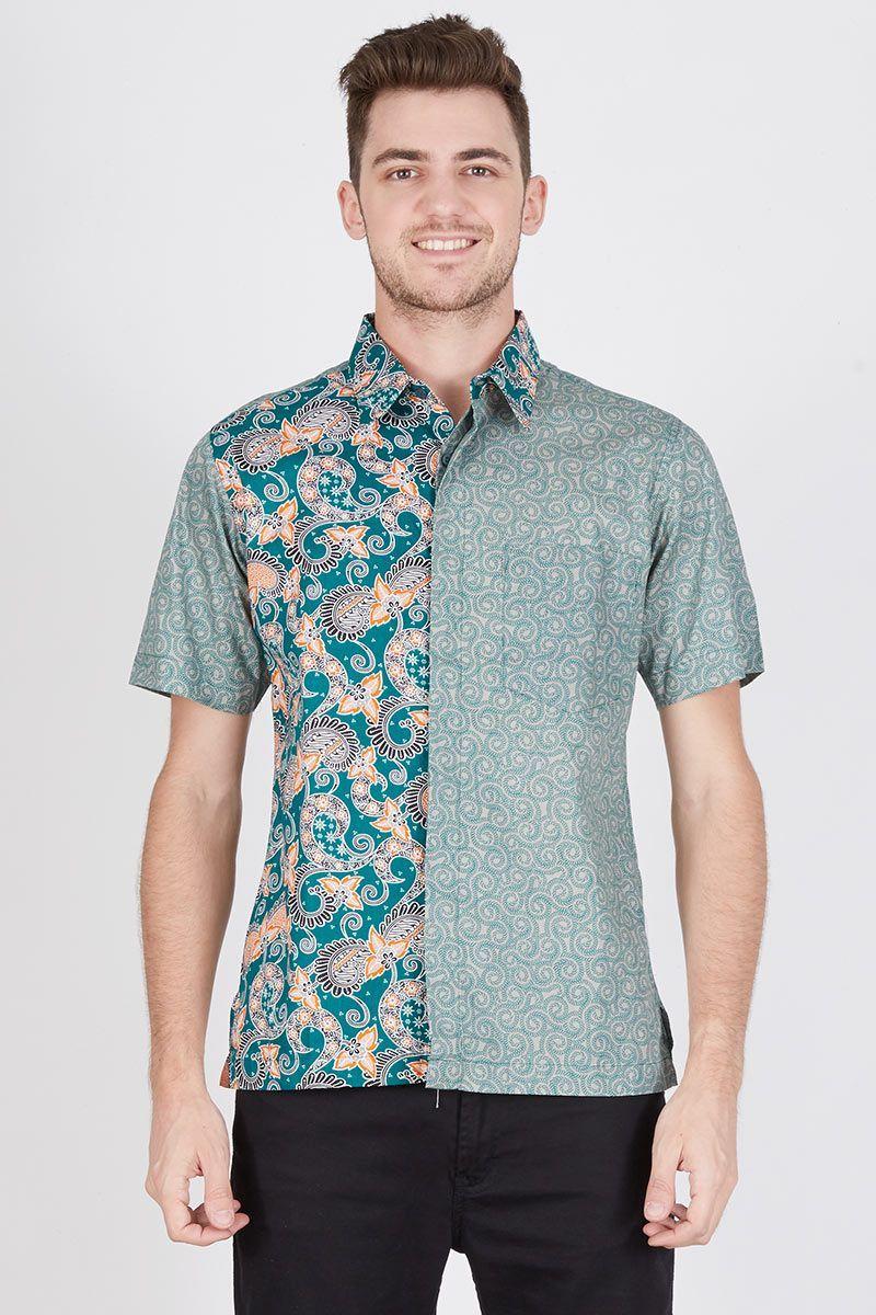 Model Baju Batik Motif Cirebon
