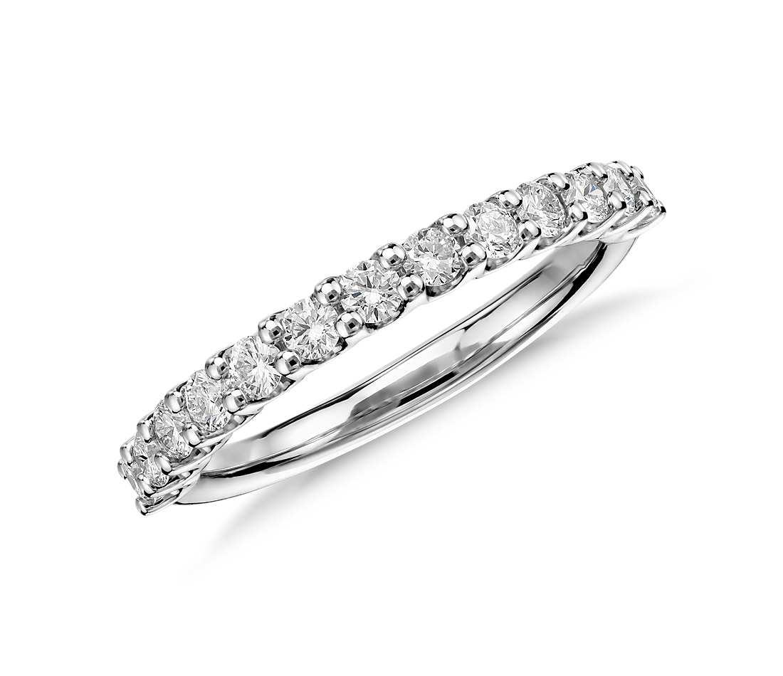 Model Cincin Nikah dari Berlian