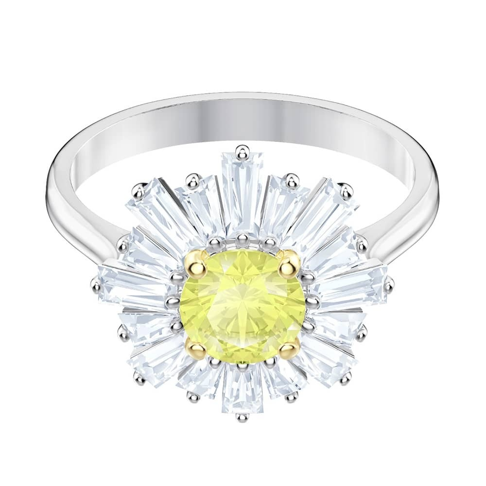 Model Cincin Tunangan Berlian