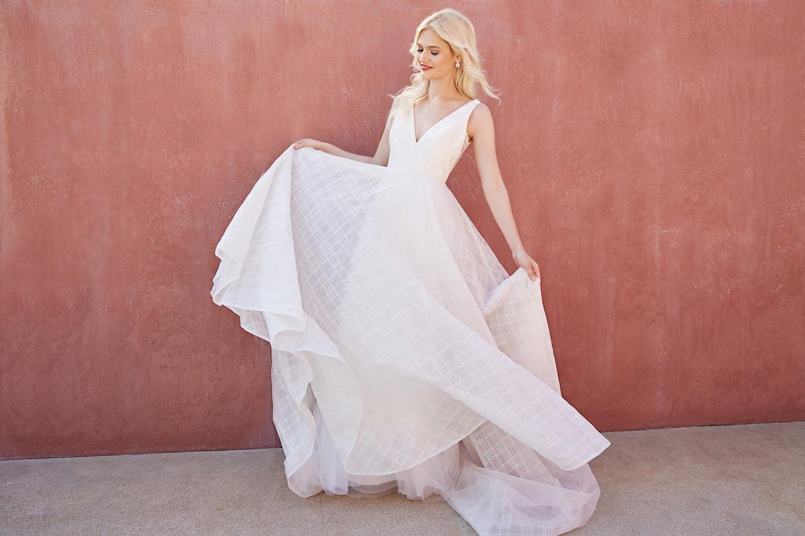 Model Gaun Pengantin Akad Nikah