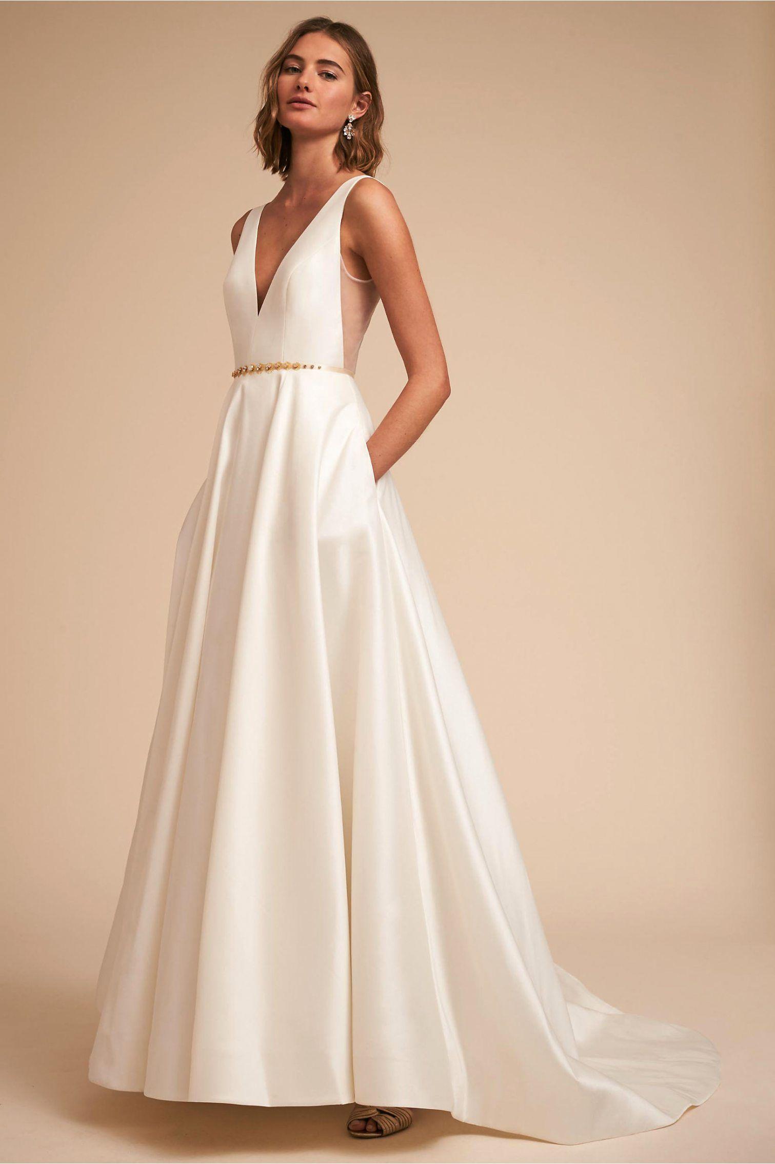 Model Gaun Pengantin Cantik