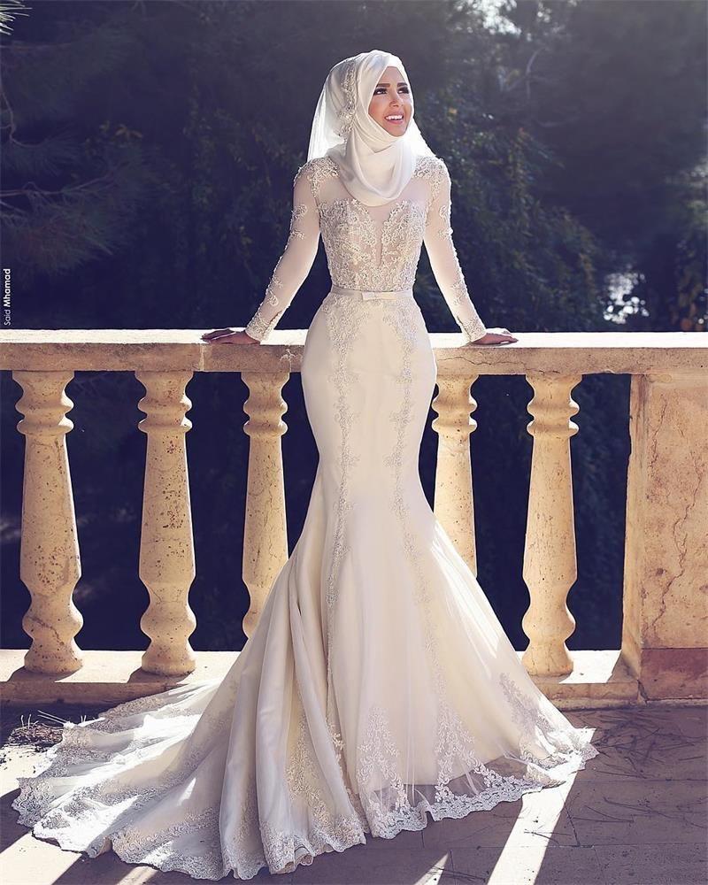 Model Gaun Pengantin Duyung Modern