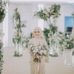Model Gaun Pengantin Hijab