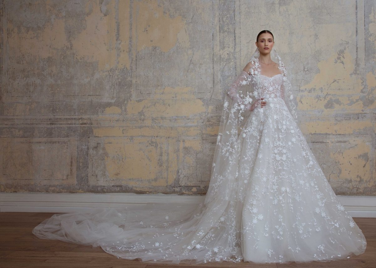 Model Gaun Pengantin Mewah