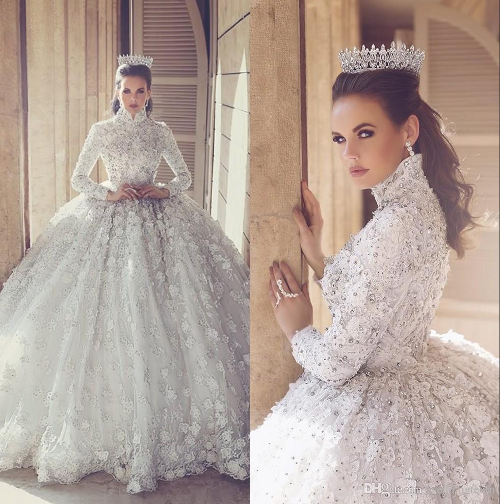 Model Gaun Pengantin Putih