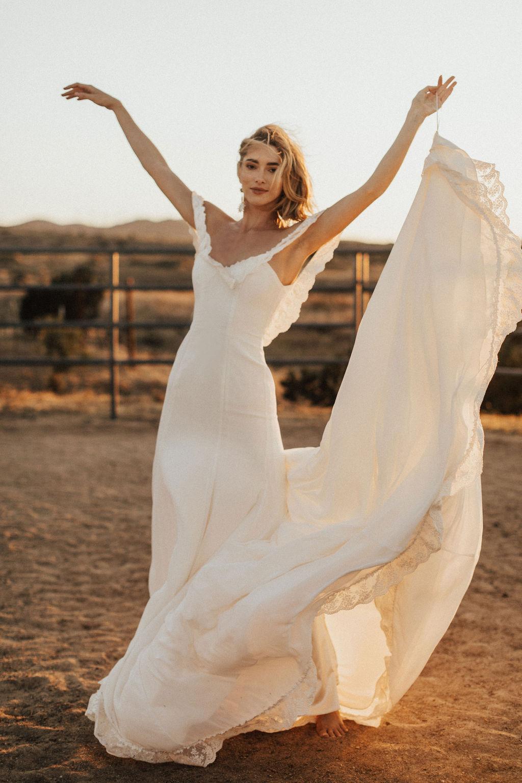 Model Gaun Pengantin Untuk Orang Gemuk
