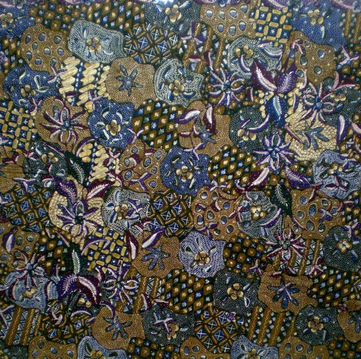 Motif Batik Cirebon 3 Negeri
