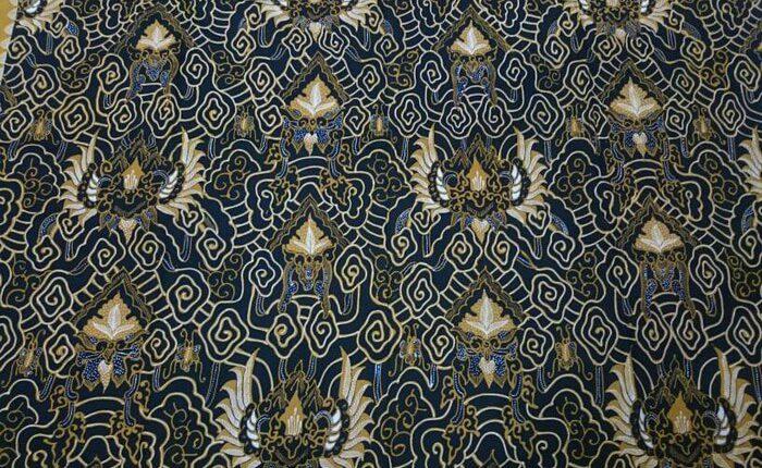 Motif Batik Cirebon Banjar Balong