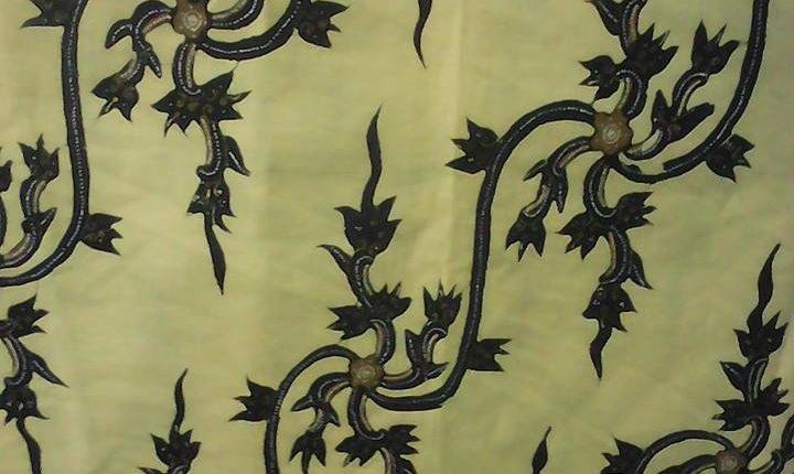 Motif Batik Cirebon Patran Keris