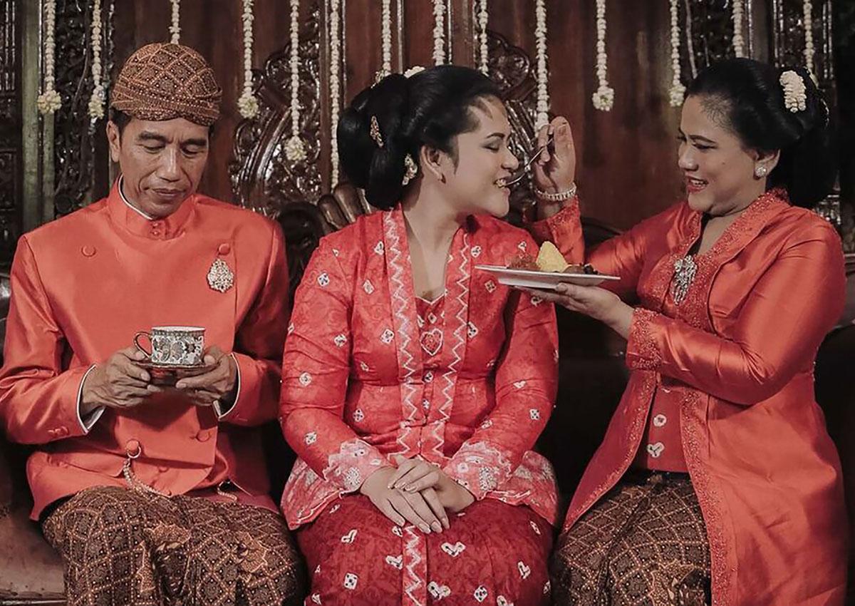 Pernikahan Adat Jawa Timur