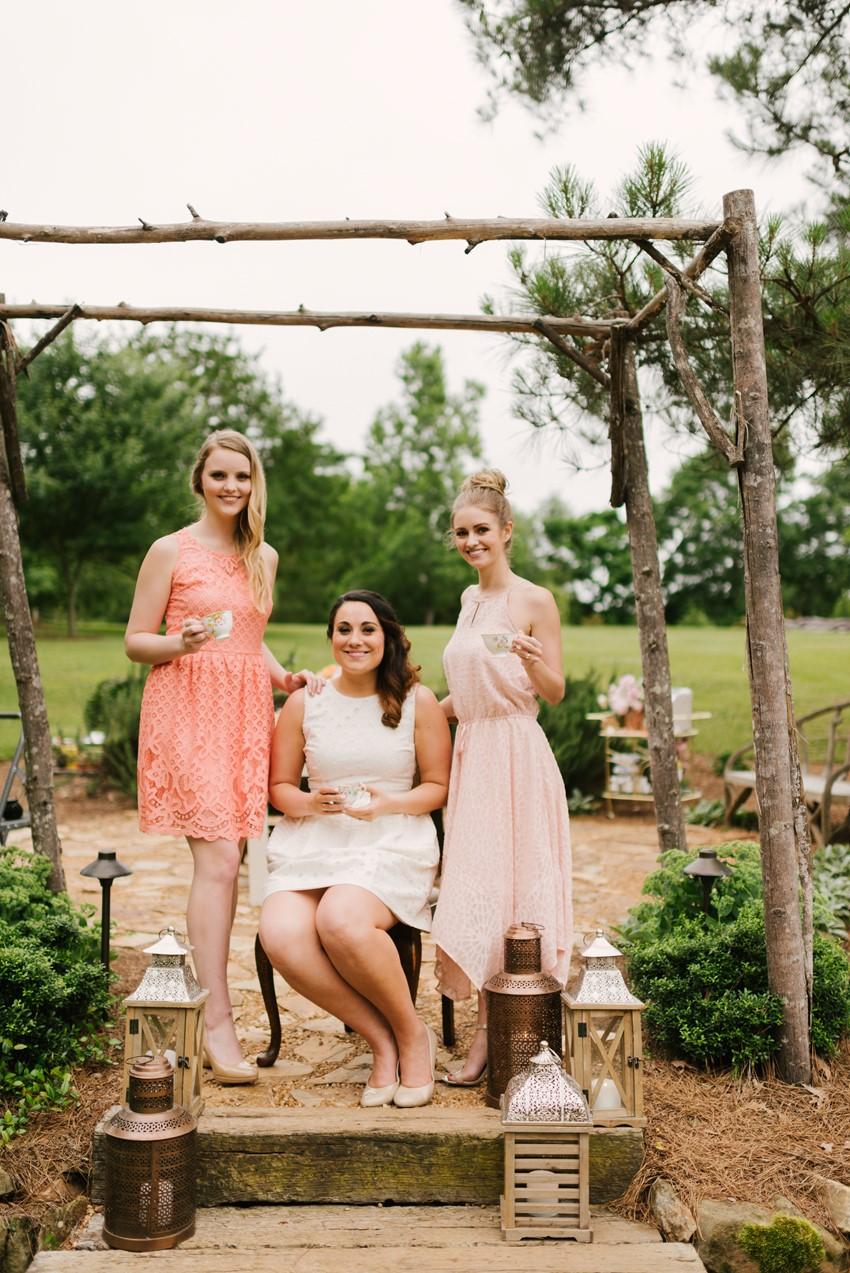 Pesta Bridal Sederhana