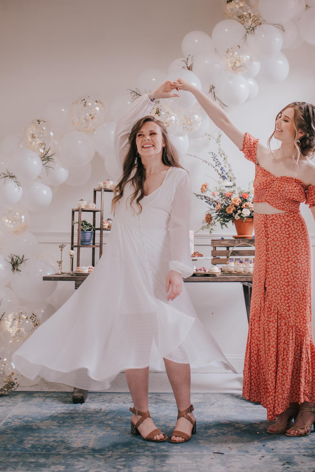 Bridal Shower Styled Shoot