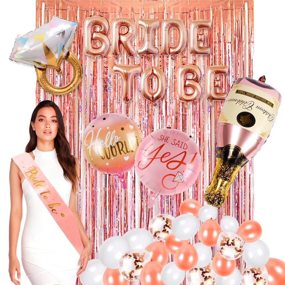 Pesta Bridal dengan Dekorasi Meriah