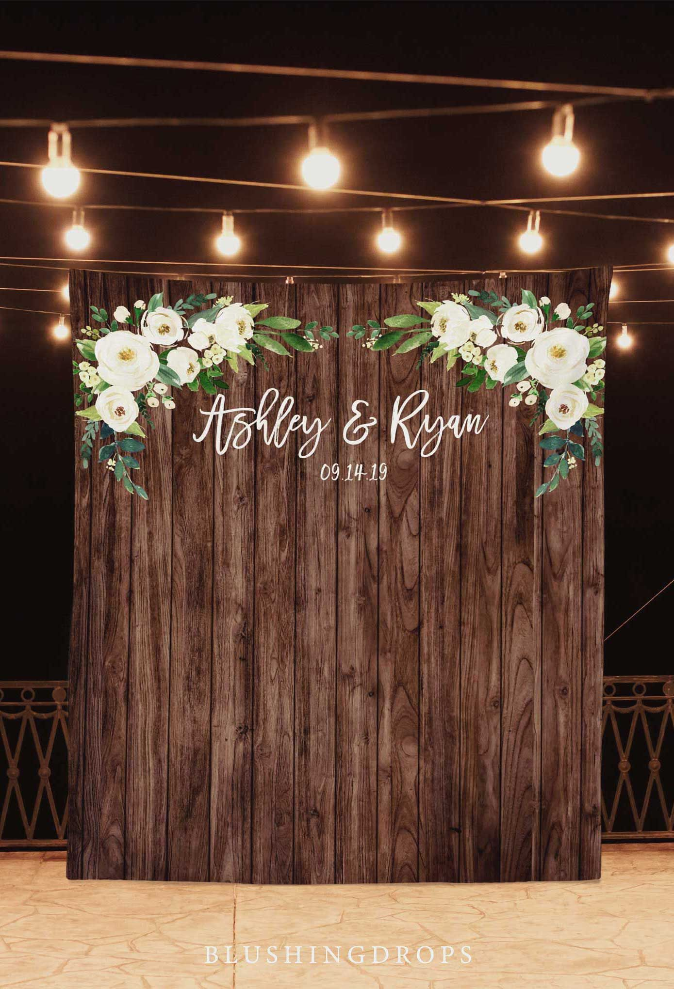 Photo Booth For Wedding Reception