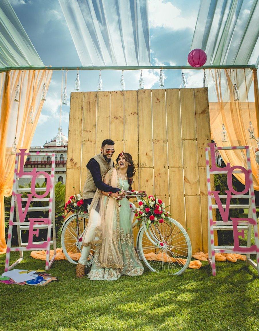 Photo Booth Pernikahan Unik