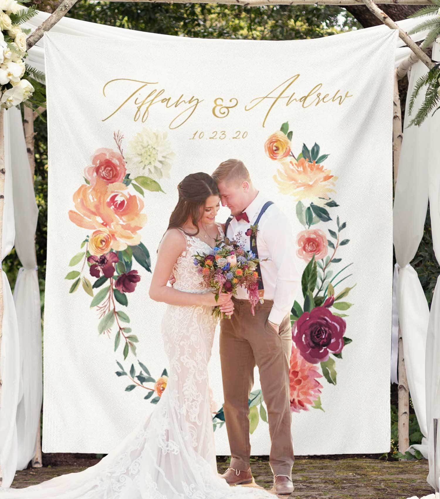 Photo Booth Wedding Design