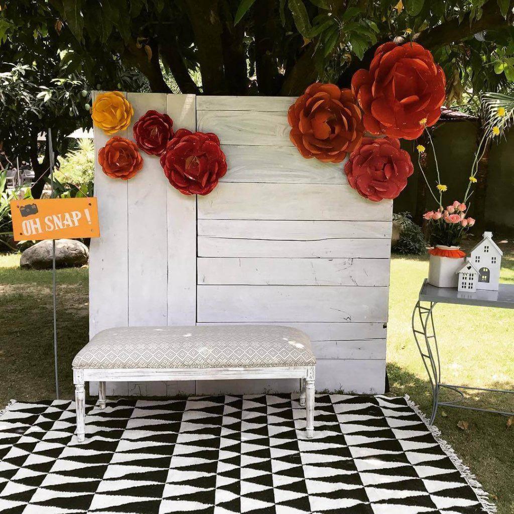 Photo Booth Wedding Frame