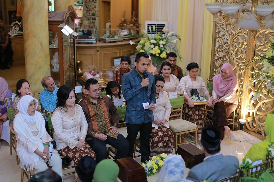 Prosesi Nglamar Pernikahan Adat Jawa