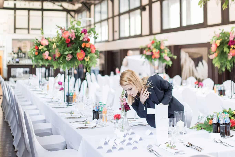 Putuskan wedding venue