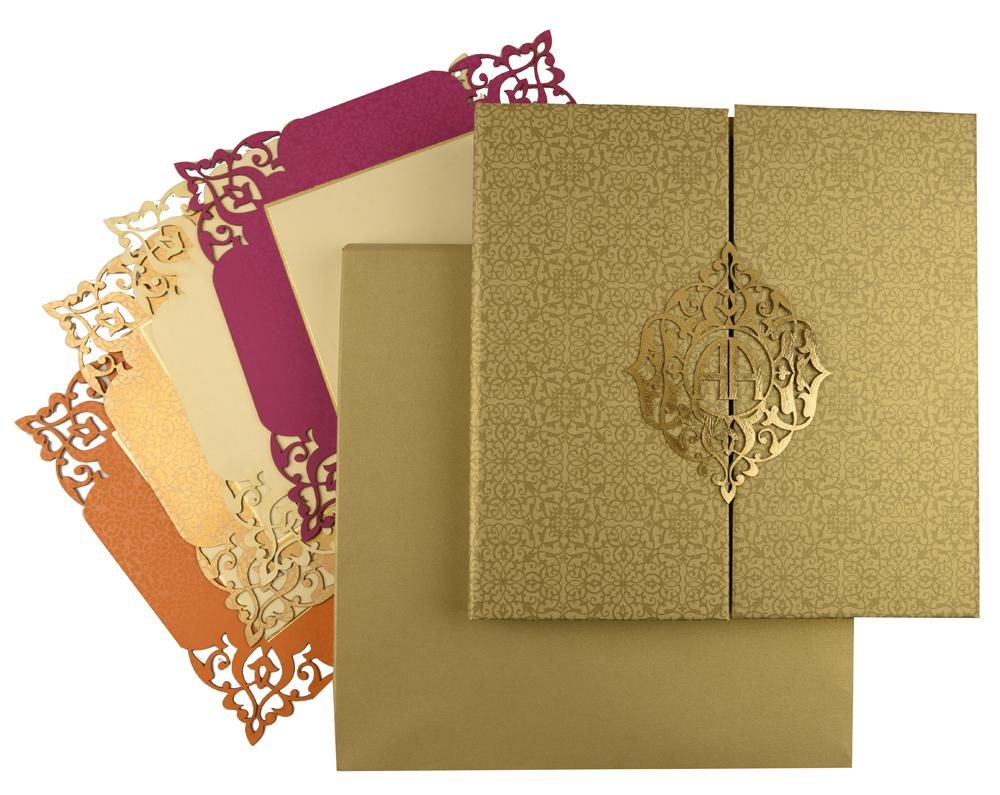 Sampul Undangan Pernikahan Islami