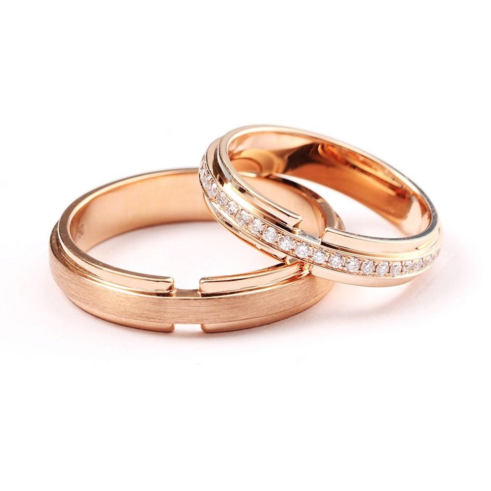 Set Cincin Pernikahan