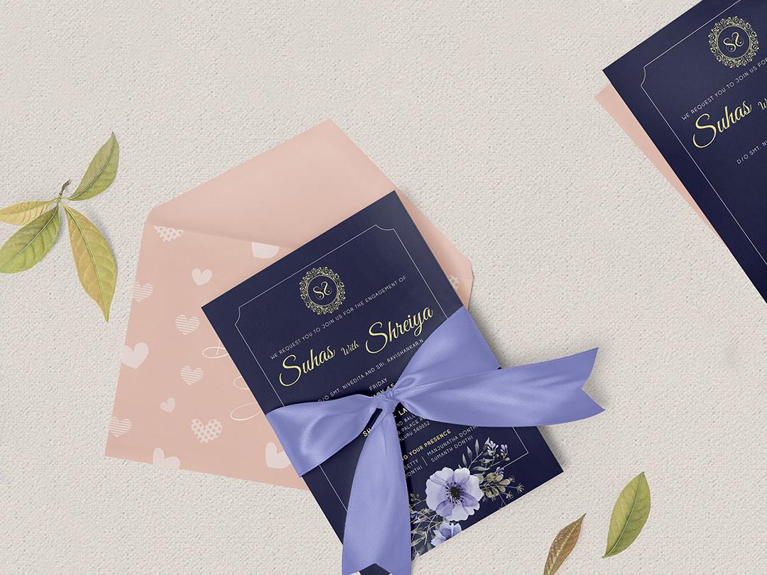 Template Undangan Pernikahan Bahasa Inggris