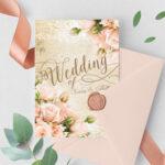 Template Undangan Pernikahan Mewah