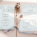 Undangan Pernikahan Bahasa Inggris Terbaru