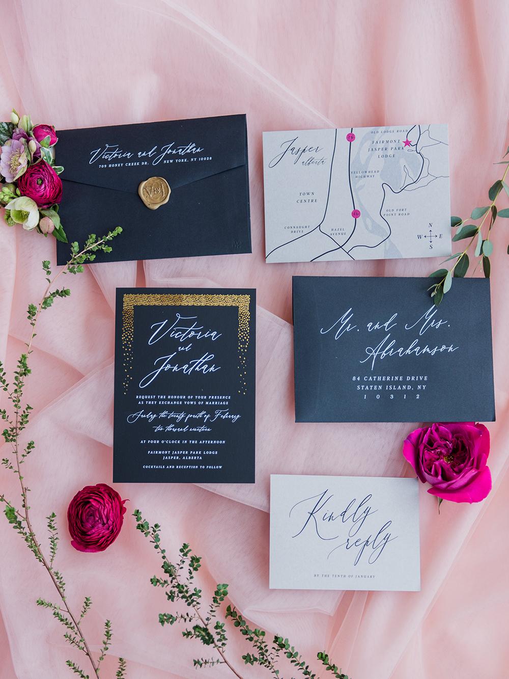 Undangan Pernikahan Mewah dan Simple
