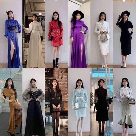 Jang Man Wol Outfit