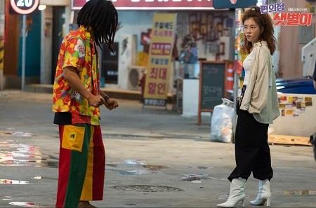 Dal Shik dan Geum Bi Moment