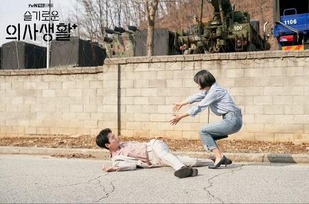 Ik Sun dan Joo Wan