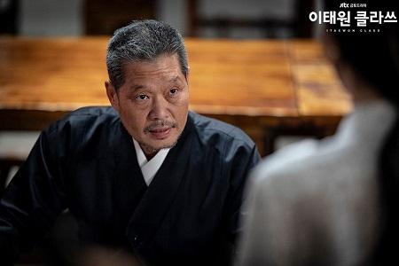 Jang Dae Hee (Yoo Jae Myung)