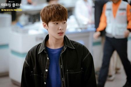 Jang Geun So (Kim Dong Hee)