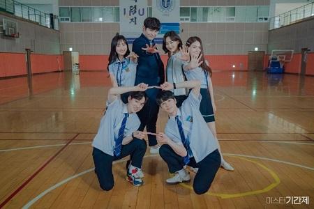 K-drama Class of lies