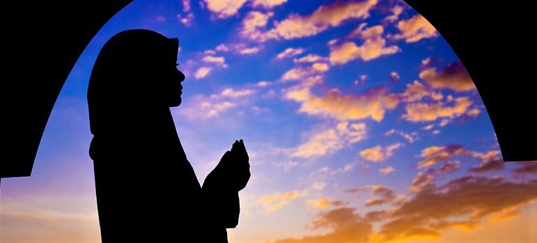 Kata Kata Cinta dalam Doa