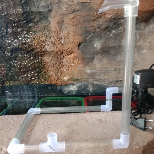 Mudah dan Murah! 7 Cara Membuat Aquascape Air Terjun untuk ...