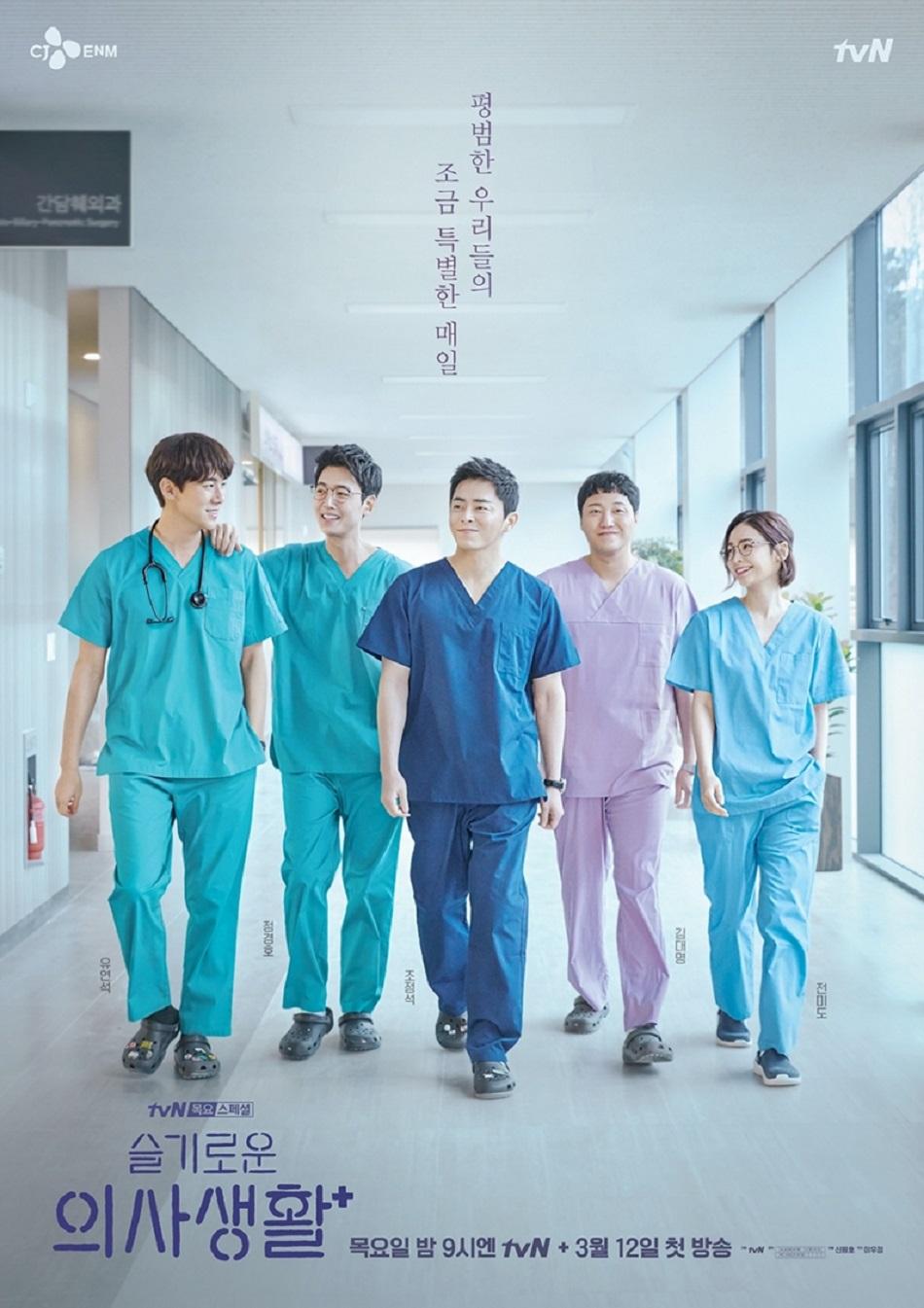 Review Drakor Hospital Playlist